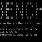 UnixBenchでLinuxサーバのCPU性能を比較する
